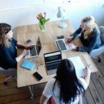 女性社員の採用と定着率アップにつながるオフィス環境作りのポイント